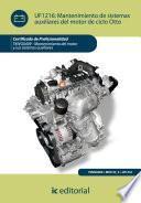Libro de Mantenimiento De Sistemas Auxiliares Del Motor De Ciclo Otto. Tmvg0409
