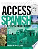 Libro de Access Spanish