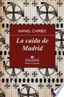 Libro de La Caída De Madrid