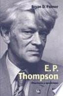 Libro de E. P. Thompson