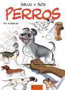 Libro de Dibujo Y Pinto Perros