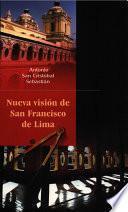 Libro de Nueva Visión De San Francisco De Lima