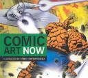 Libro de Comic Art Now.