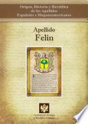 Libro de Apellido Felin