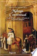 Libro de Málaga Conventual