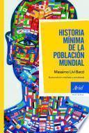Libro de Historia Mínima De La Población Mundial