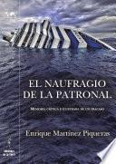 Libro de El Naufragio De La Patronal
