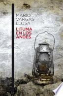 Libro de Lituma En Los Andes