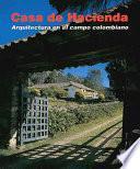 Libro de Casa De Hacienda
