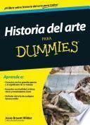 Libro de Historia Del Arte Para Dummies