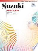 Libro de Suzuki Piano School