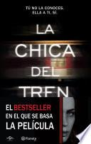 Libro de La Chica Del Tren (edición Mexicana)