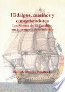 Libro de Hidalgos, Marinos Y Conquistadores