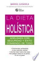 Libro de La Dieta Holística