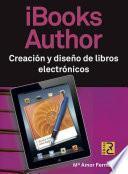 Libro de Ibooks Author. Creación Y Diseño De Libros Electrónicos