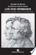 Libro de Milagros De Nuestra Señora: Los Dos Hermanos (texto Adaptado Al Castellano Moderno Por Antonio Gálvez Alcaide)