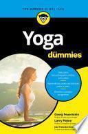 Libro de Yoga Para Dummies