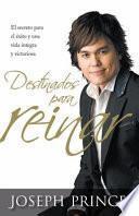 Libro de Destinados Para Reinar = Destined To Reign