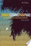 Libro de Sonatas Cubanas Para Piano
