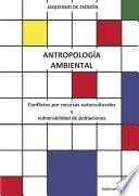 Libro de Antropología Ambiental