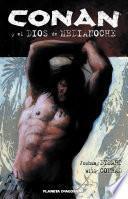 Libro de Conan Y El Dios De Medianoche