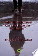 Libro de Meditaciones De Un Monje Budista