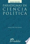 Libro de Paradigmas En Ciencia Politica