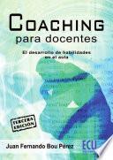 Libro de Coaching Para Docentes