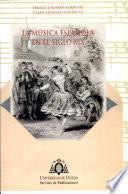 Libro de La Música Española En El Siglo Xix