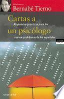 Libro de Cartas A Un Psicólogo