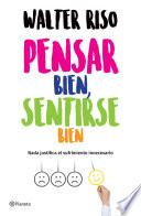 Libro de Pensar Bien, Sentirse Bien (edición Mexicana)