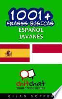 Libro de 1001+ Frases Básicas Español   Javanés