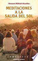 Libro de Meditaciones A La Salida Del Sol