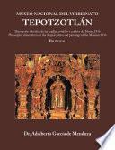 Libro de Museo Nacional Del Virreinato. Tepotzotlán