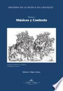 Libro de Historia De La Música En 6 Bloques. Bloque 1