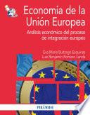 Libro de Economía De La Unión Europea