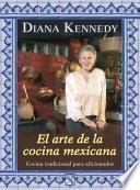 Libro de El Arte De La Cocina Mexicana
