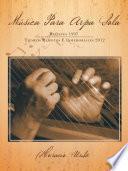 Libro de Msica Para Arpa Sola