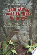 Libro de Furia Salvaje Sobre La Tierra De La Paz