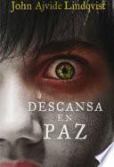 Libro de Descanza En Paz / Handling The Undead