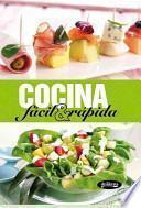Libro de Cocina Fácil Y Rápida