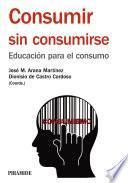 Libro de Consumir Sin Consumirse