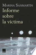Libro de Informe Sobre La Víctima