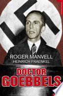 Libro de Doctor Goebbels