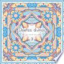 Libro de Diseños Divinos Libro Para Colorear Para Adultos 3