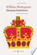 Libro de Dramas Históricos. Teatro Completo De William Shakespeare Iii