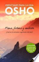 Libro de Fama, Fortuna Y Ambición