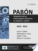 Libro de Pabon:terapéutica De Las Enfermedades Infecciosas En Pediatría Y Adultos