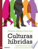 Libro de Culturas Híbridas