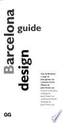 Libro de Barcelona Design Guide
